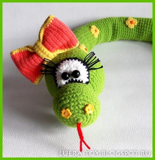 Мастер-класс по вязаной
