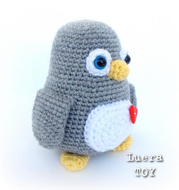 Luera Toy бесплатные мастер классы мистер пингвин